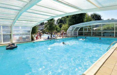 Domaine de la Breche Covered Inside Pool