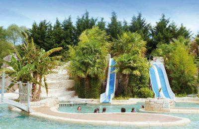 Domaine de la Ville Huchet Swimming Pool