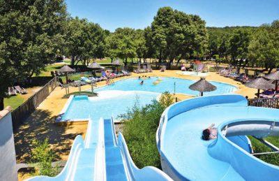 Domaine de Massereau Swimming Pool Complex