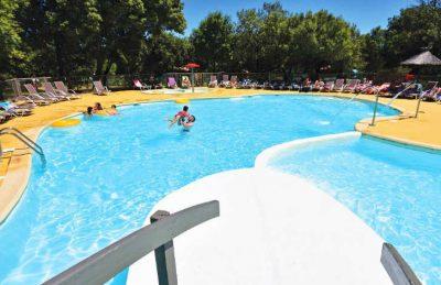 Domaine de Massereau Pools