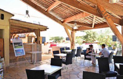 Domaine de Massereau Dining Area