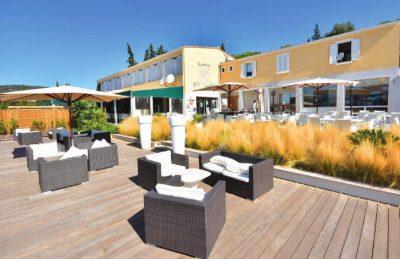 Domaine des Naiades Restaurant