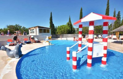 Domaine des Naiades Toddlers Pool