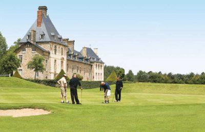 Domaine des Ormes Golf Course