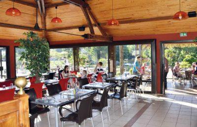 Domaine des Ormes Restaurant