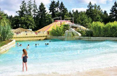 Domaine des Ormes Wave Pool
