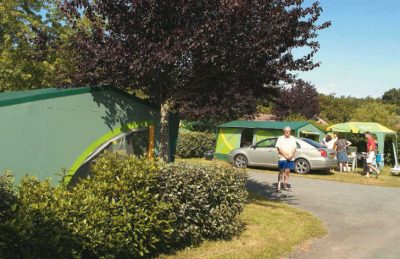 Domaine d'Oleron Tent Accommodation
