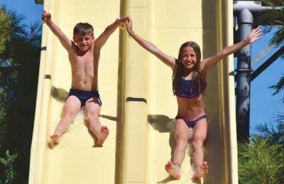 Domaine du Colombier Kids Slide