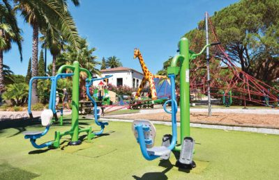 Domaine du Colombier Playground