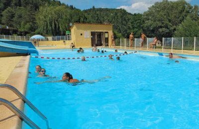 Domaine du Verdon Pool