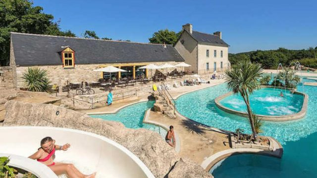 Domaine L'Orangerie de Lanniron (Pitch Only) *****