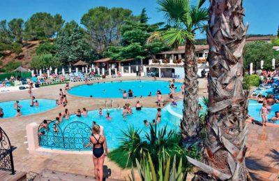 Esterel Caravanning Pool Complex