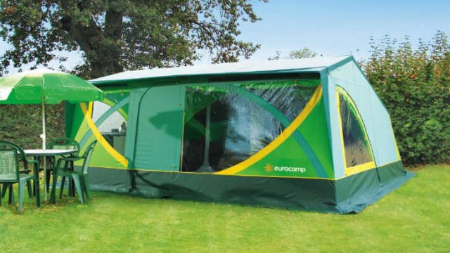Eurocamp Classic Tent