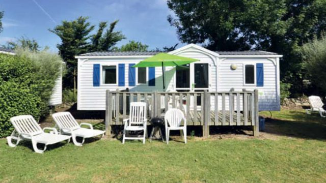 Eurocamp Comfort Mobile Homes