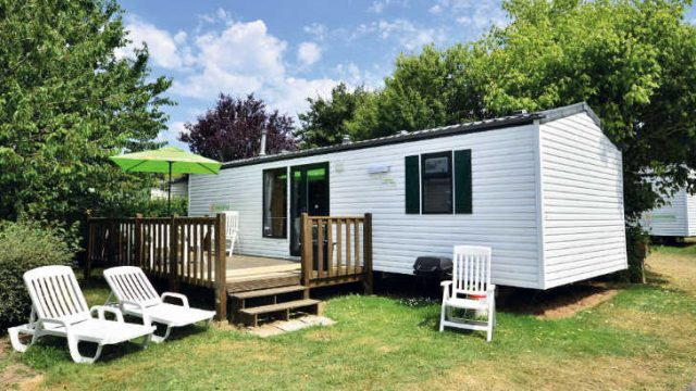 Eurocamp Espace Mobile Homes