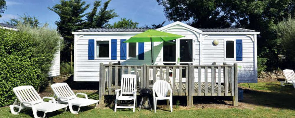 Eurocamp Esprit Mobile Homes