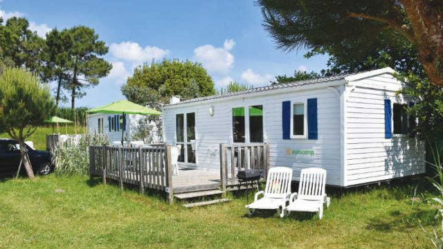Eurocamp Vista Mobile Homes