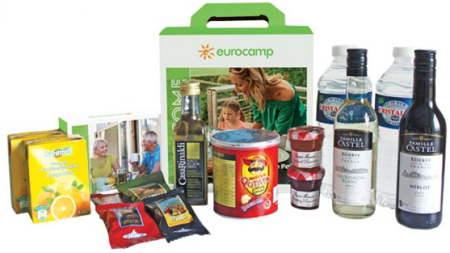 What is in a Eurocamp Welcome Pack?