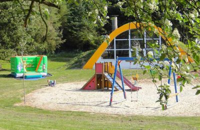 Flower Camping le Rompval Pitch Only Play Area