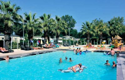 Holiday Marina Swimming Pool