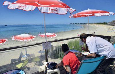 La Baie Restaurant Terrace