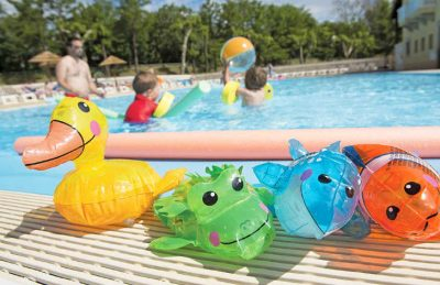 La Bastide en Ardeche Children's Pool
