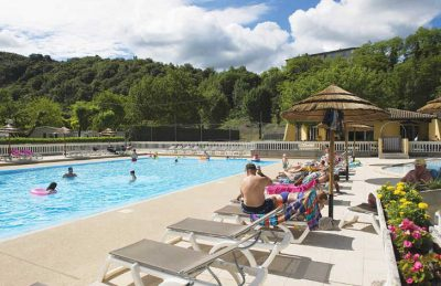 La Bastide en Ardeche Swimming Pool