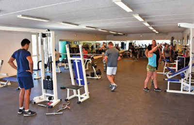 La Baume Gym