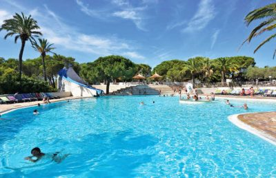 La Baume Pool Complex