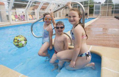 Children's fun pool