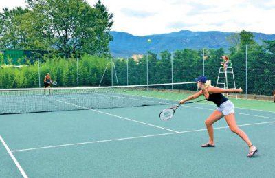 La Chapelle Tennis