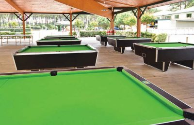 La Cote d'Argent Pool Tables