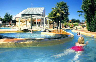 La Cote de Nacre Pool Lazy River