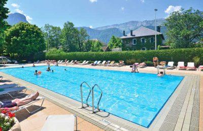 La Ferme de la Serraz Swimming Pool