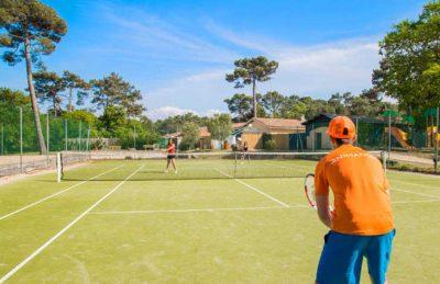 La Foret Tennis Court