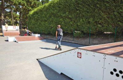 La Grande Metairie Children's Skate Park