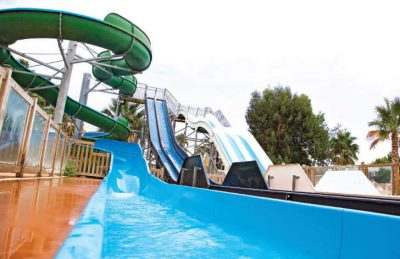 La Palmeraie Pool Slides