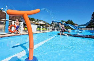 La Ravoire Childrens Pool Area