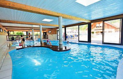 La Ravoire Indoor Pool Area