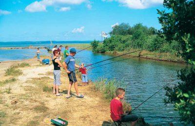 La Rive Fishing