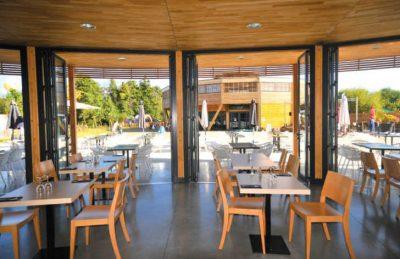 La Rive Restaurant Interior