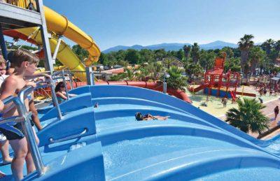 La Sirene Swimming Pool Slides