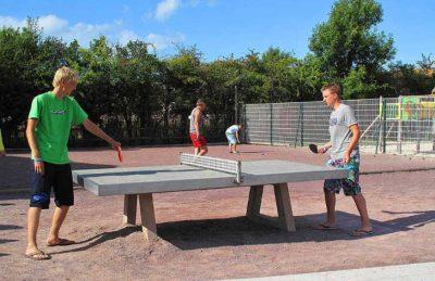 La Vallee de Deauville Table Tennis