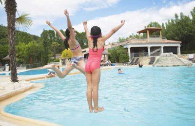 L'Ardechois Children Pool