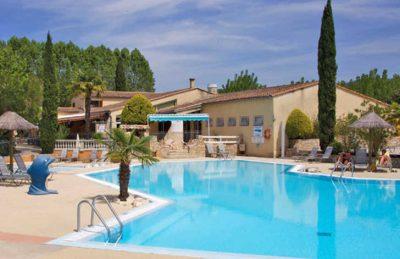 L'Ardechois Pool Complex