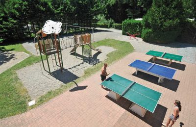 Le Belledonne Play Area