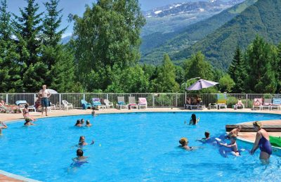 Le Belledonne Swimming Pool Complex