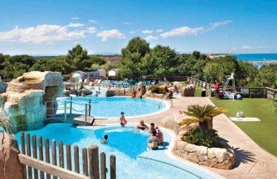Le Bois de Valmarie Family Swimming Pools
