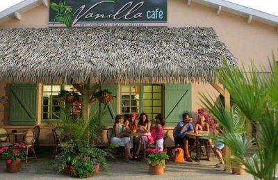 Le Bois Dormant Cafe