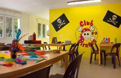 Le Bois Dormant Kids Clubs